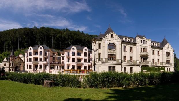 Panorama hotel zmensene