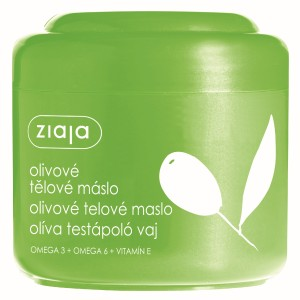 Ziaja Prírodná oliva - Telové maslo