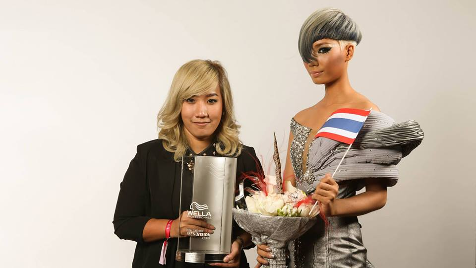 Color Award_Silver_ Nattapat Suppala_OAZIS Salon_ THAILAND