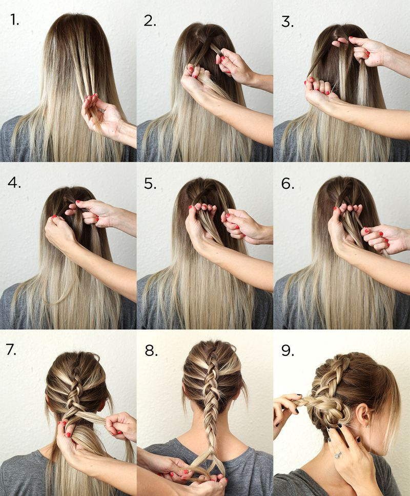 frenchbraid tutorial