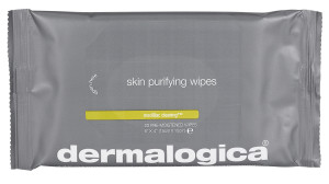 skin purifying wipes