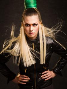 Model Maria Salvador. 10