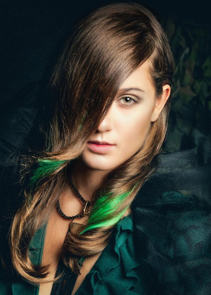 Model Teresa Guerra