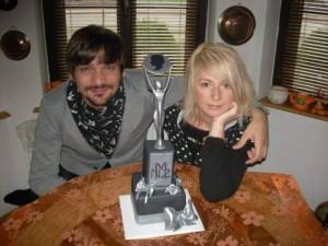 Zuzana s Michalom Zapomělom