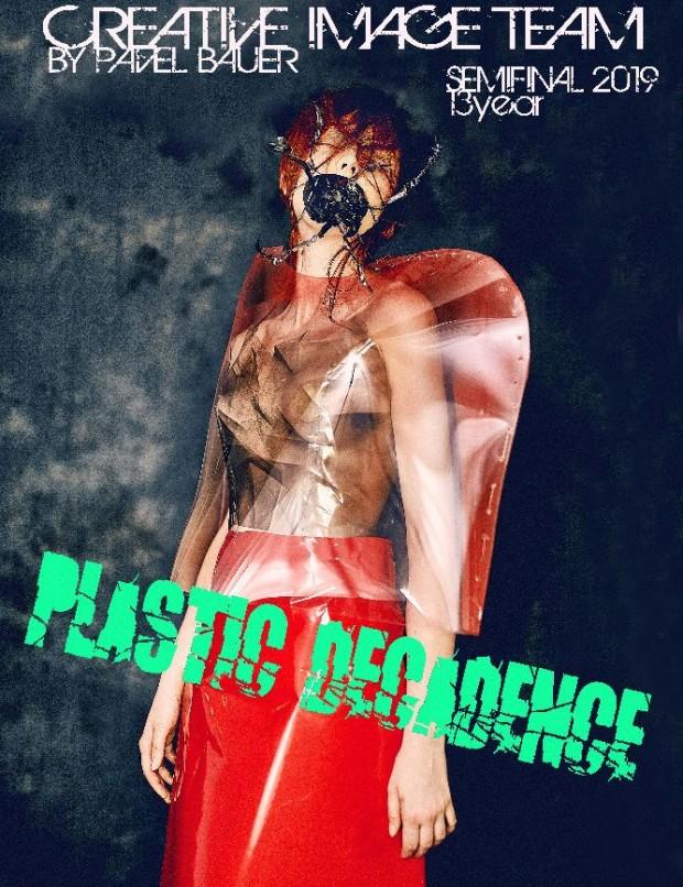 plakat 2 Plastic Decadence