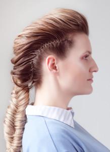 Veronika Chmelířová, Humility, foto Hair studio Honza Kořínek (13)