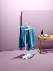Držiak na uteráky 1 Tchibo