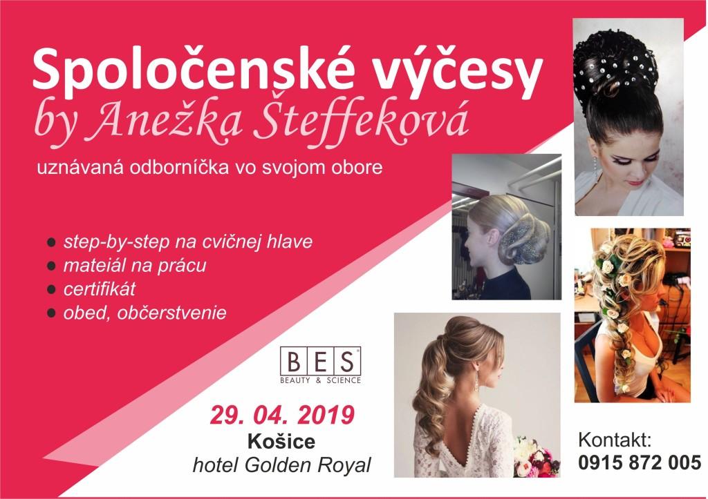 pozvánka Aneža Šteffeková