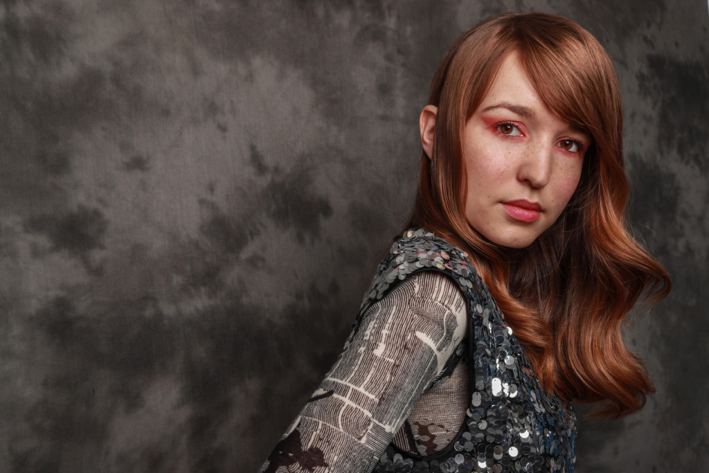 Kristína Nemƒková, PURE LOVE, Hair studio Honza Ko²ínek (10)