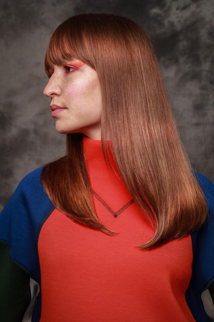 Kristína Nemƒková, PURE LOVE, Hair studio Honza Ko²ínek (2)